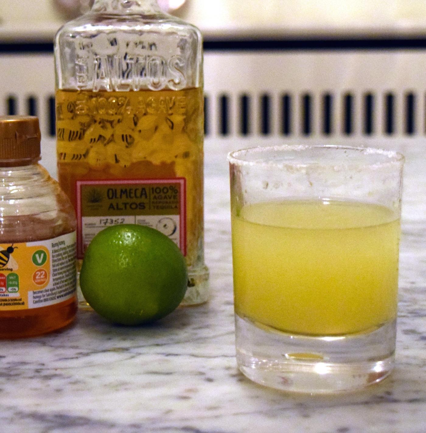 Honey-Margarita